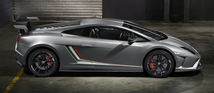 2014 New Lamborghini Gallardo
