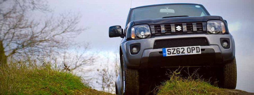 Drive Review of the 2013 Suzuki Jimny SZ4