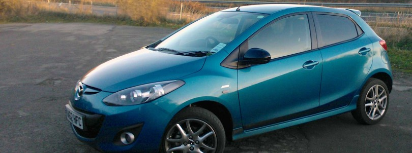 Drive Reviews the Mazda2