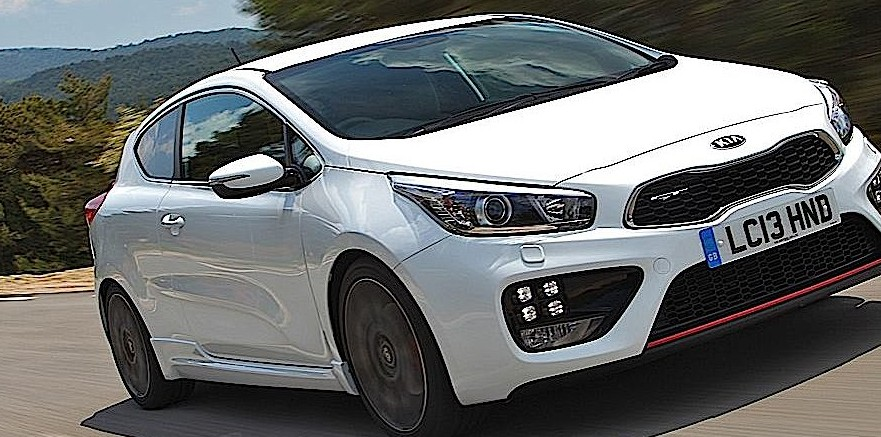 Drive Review of the Kia GT
