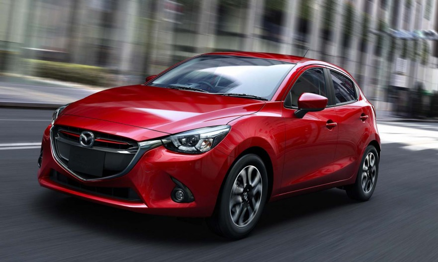 All-New Mazda2 SKYACTIV