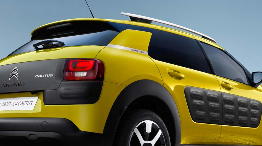 review of the Citroen Cactus by Neil Lyndon at Drive