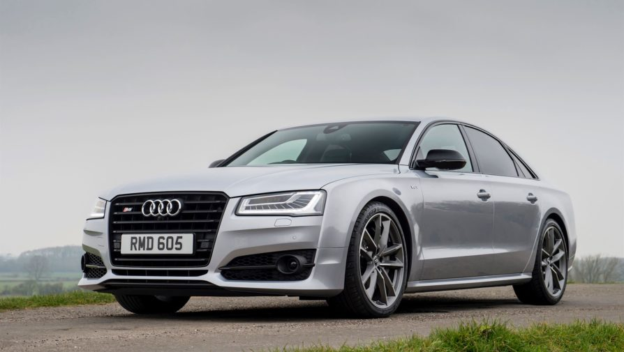 Drive Car Reviews-Audi S8 plus review by jonathan Smith 8