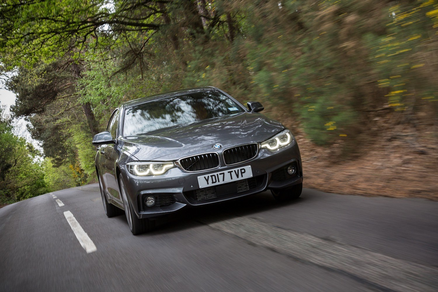 Drive Co Uk Bmw 435d Xdrive M Sport Gran Coupe Reviewed