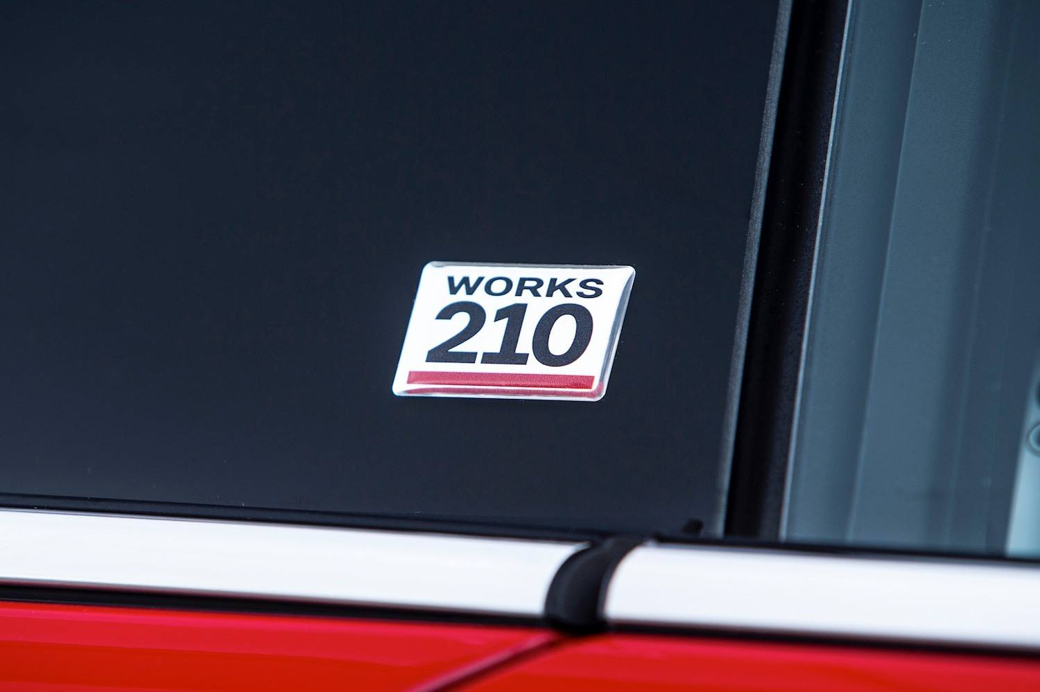 Tom Scanlan reviews the Mini Cooper S Works 210 for Drive 27