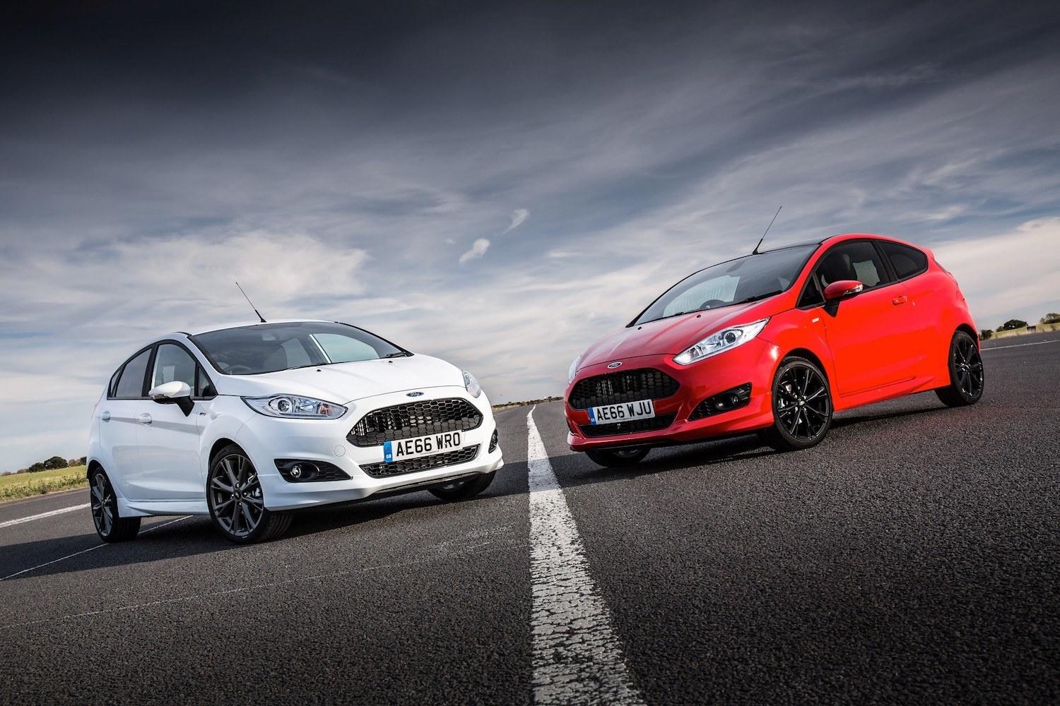 Neil Lyndon drives the last of the previous generation Ford Fiesta ST-Line 9