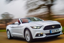Ford Mustang reviewed by Tom Scanlan for Drive 11