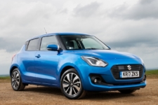 Neil Lyndon reviews the All New Suzuki Swift SZ5 for Drive 1