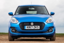 Neil Lyndon reviews the All New Suzuki Swift SZ5 for Drive 4