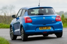 Neil Lyndon reviews the All New Suzuki Swift SZ5 for Drive 9