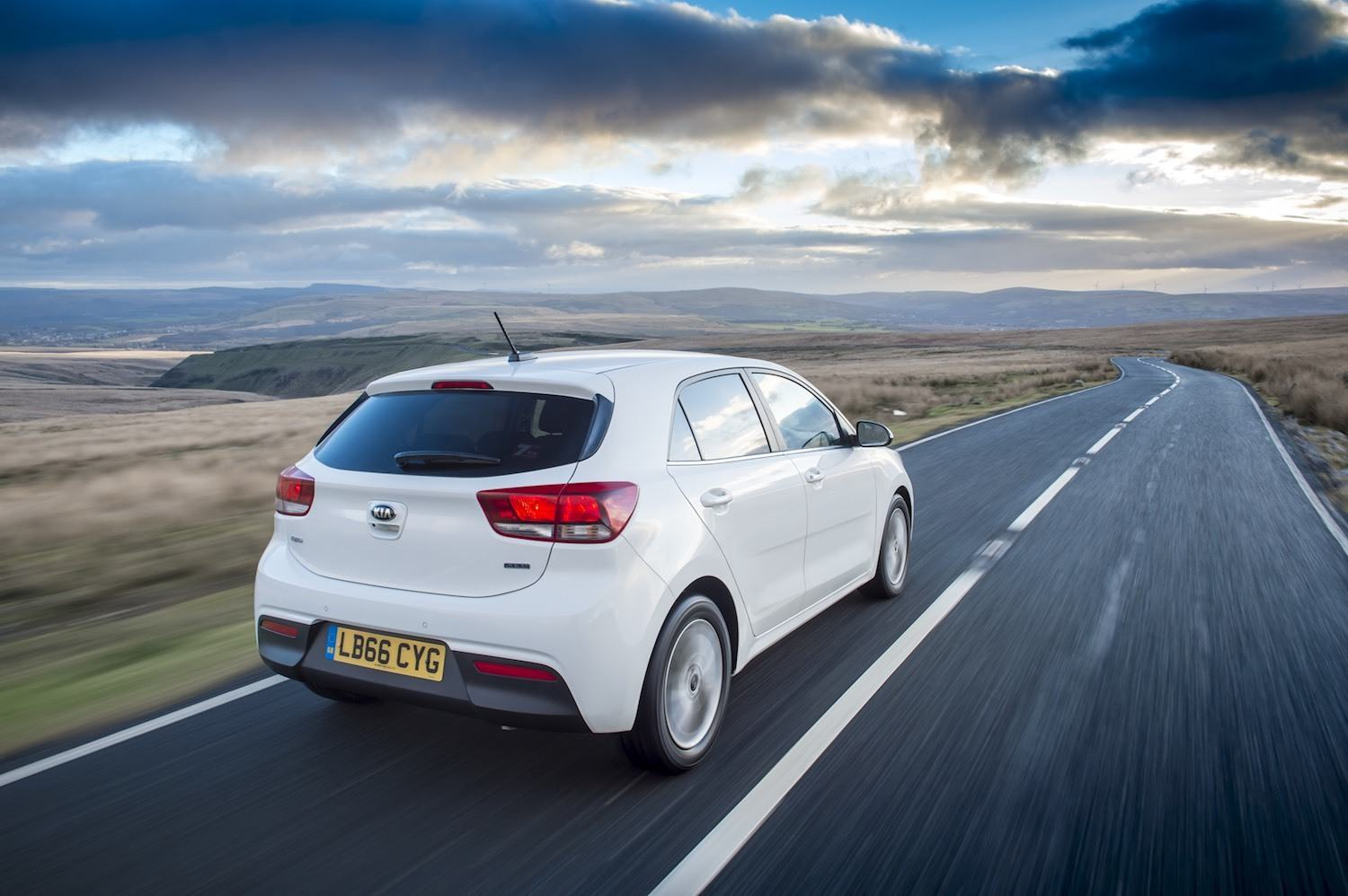 Neil Lyndon reviews the Kia Rio 1.4 CRDi 3 Eco for Drive 24