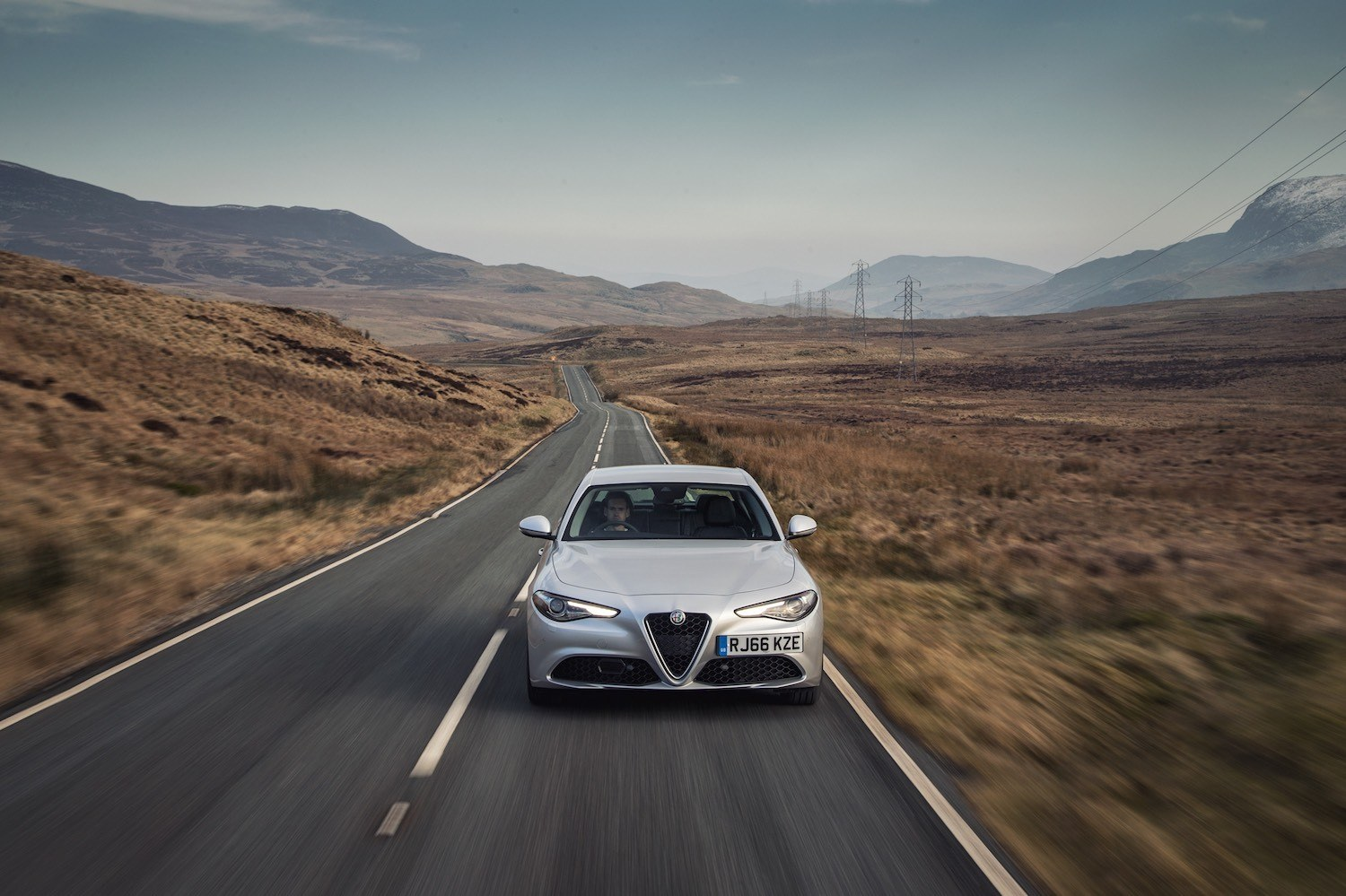 Tom Scanlan reviews the Alfa Romeo Giulia for Drive 14