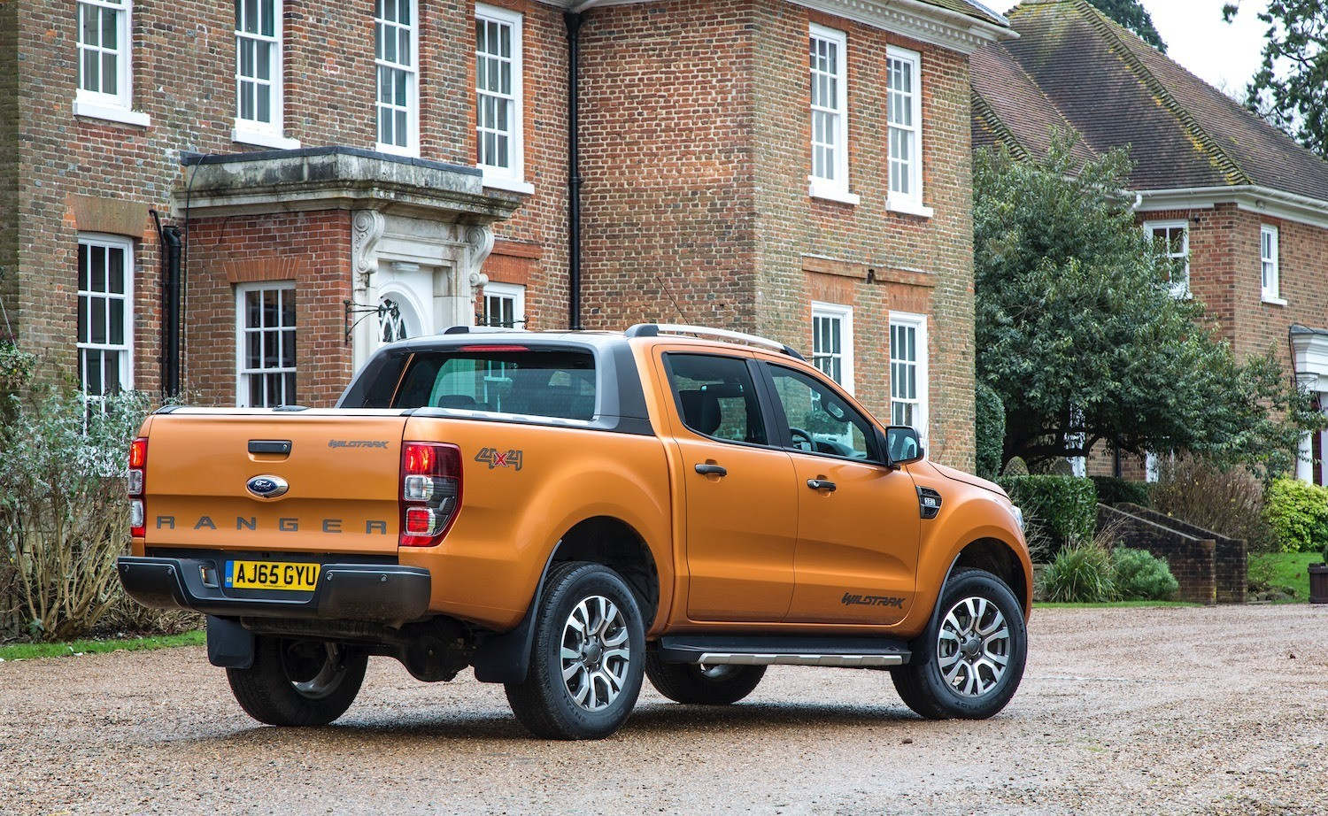 Neil Lyndon revews the Ford Ranger Wildtrak Double Cab for Drive 19