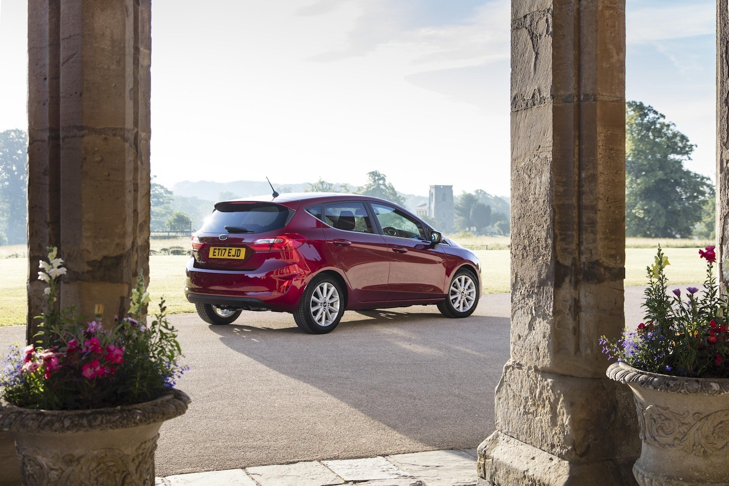 Tom Scanlan reviews the All New Ford Fiesta for Drive 17