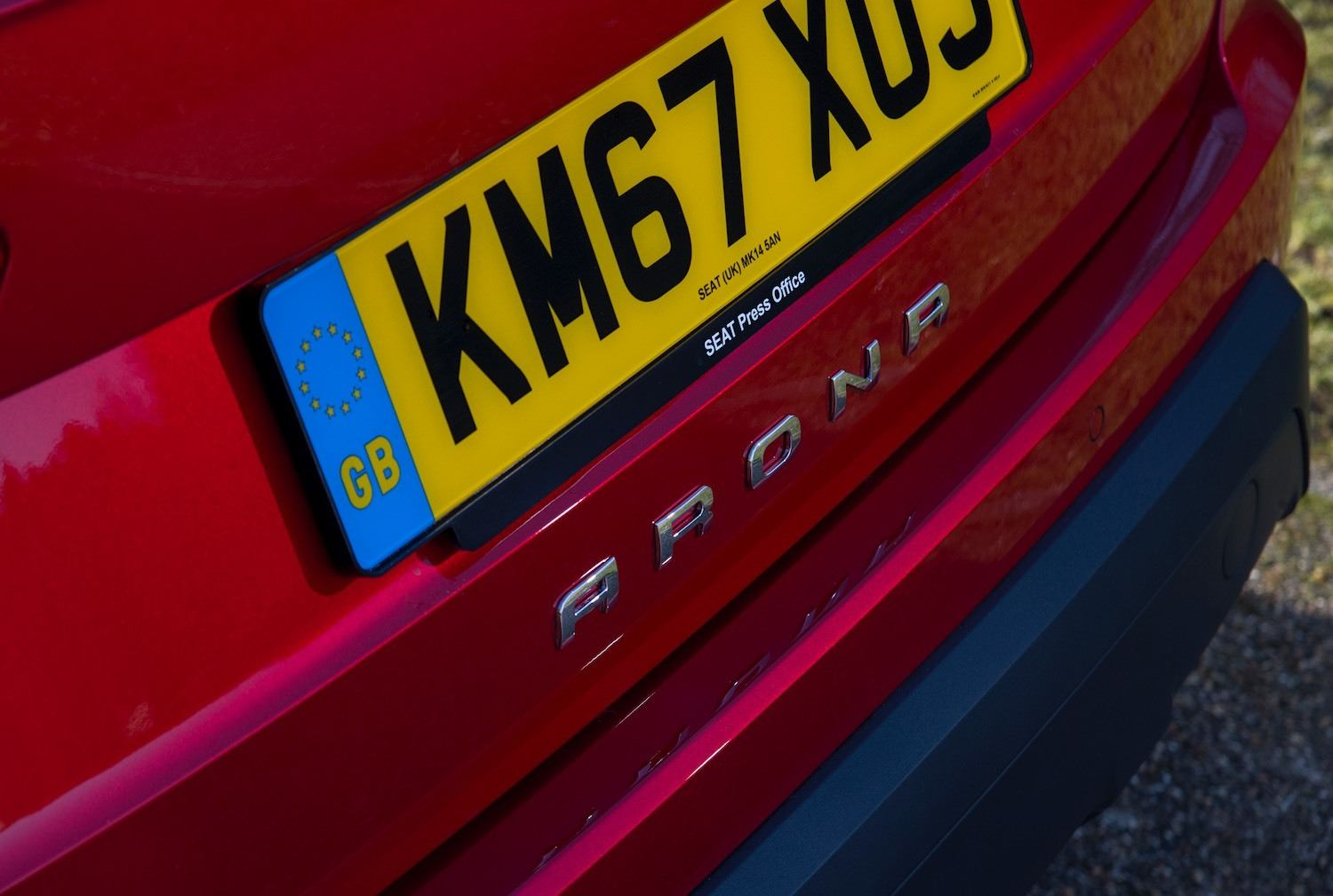 Tom Scanlan reviews the SEAT Arona SE Technology for Drive 11