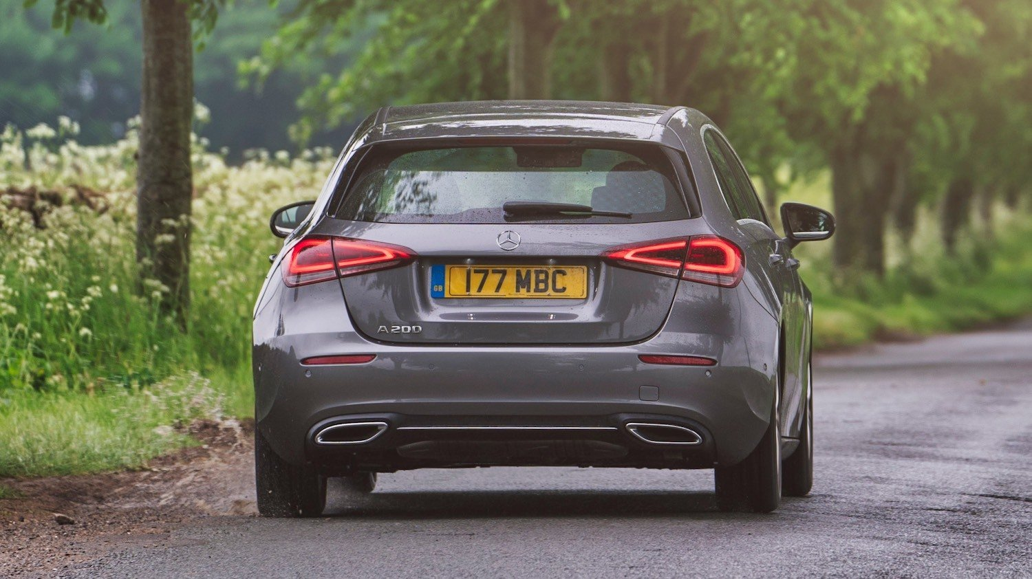 Tim Barnes-Clay reviews the New Mercedes-Benz A-Class 22