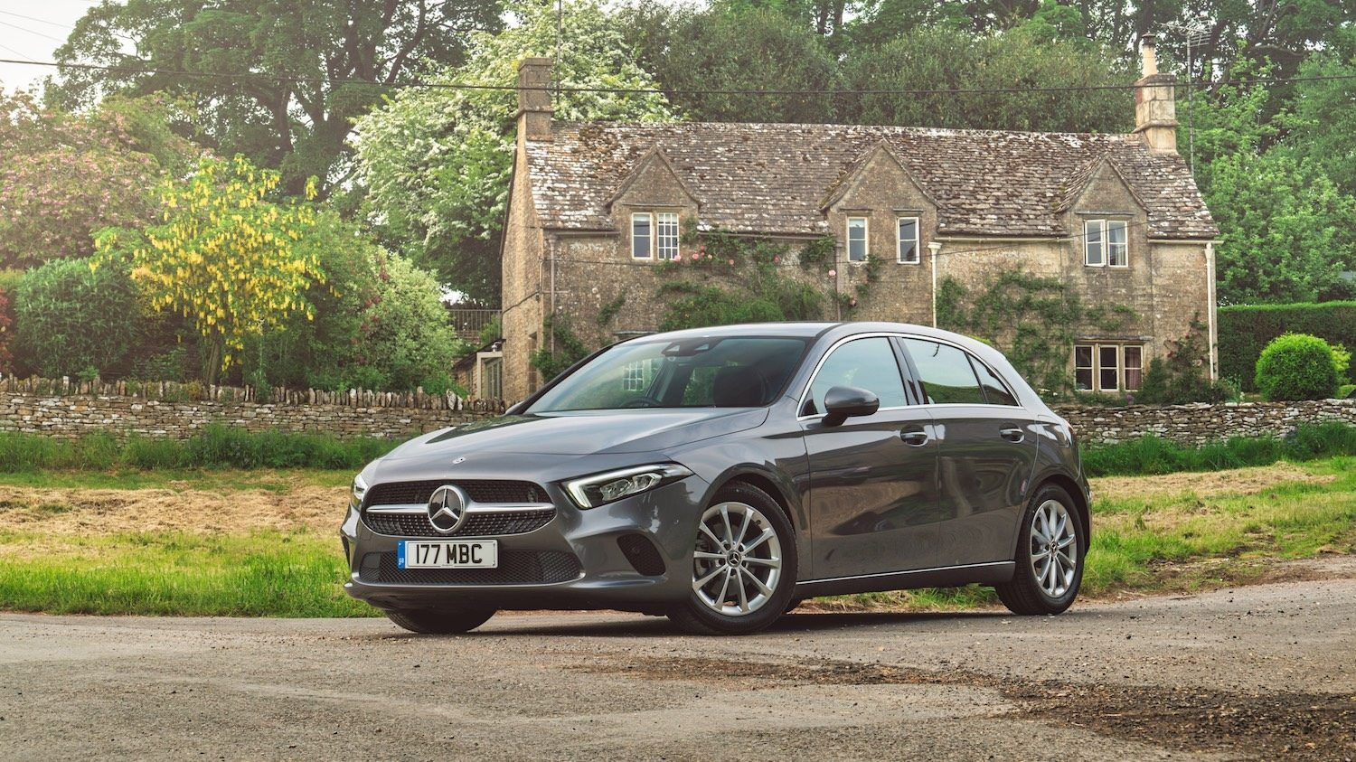 Drive Co Uk The Latest Mercedes Benz A Class 2018 Review