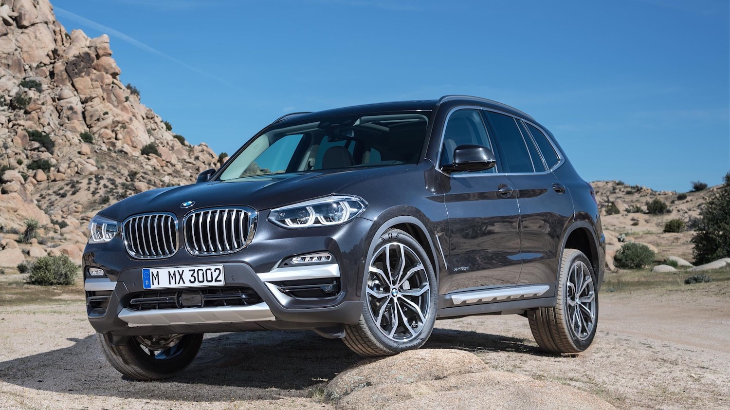 Drive Co Uk Bmw X3 Xdrive20d M Sport At Last A Car Of True Excellence