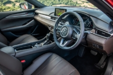 Review Neil Lyndon drives the New Mazda6 2018 model 19