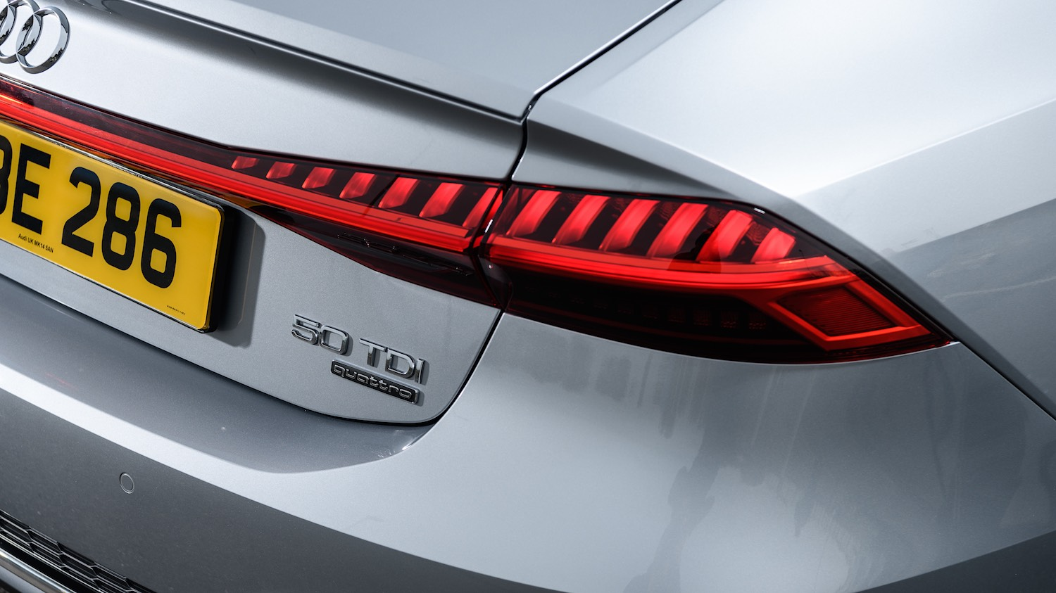 Neil Lyndon motoring correspondent reviews the latest Audi A7 for Drive 6