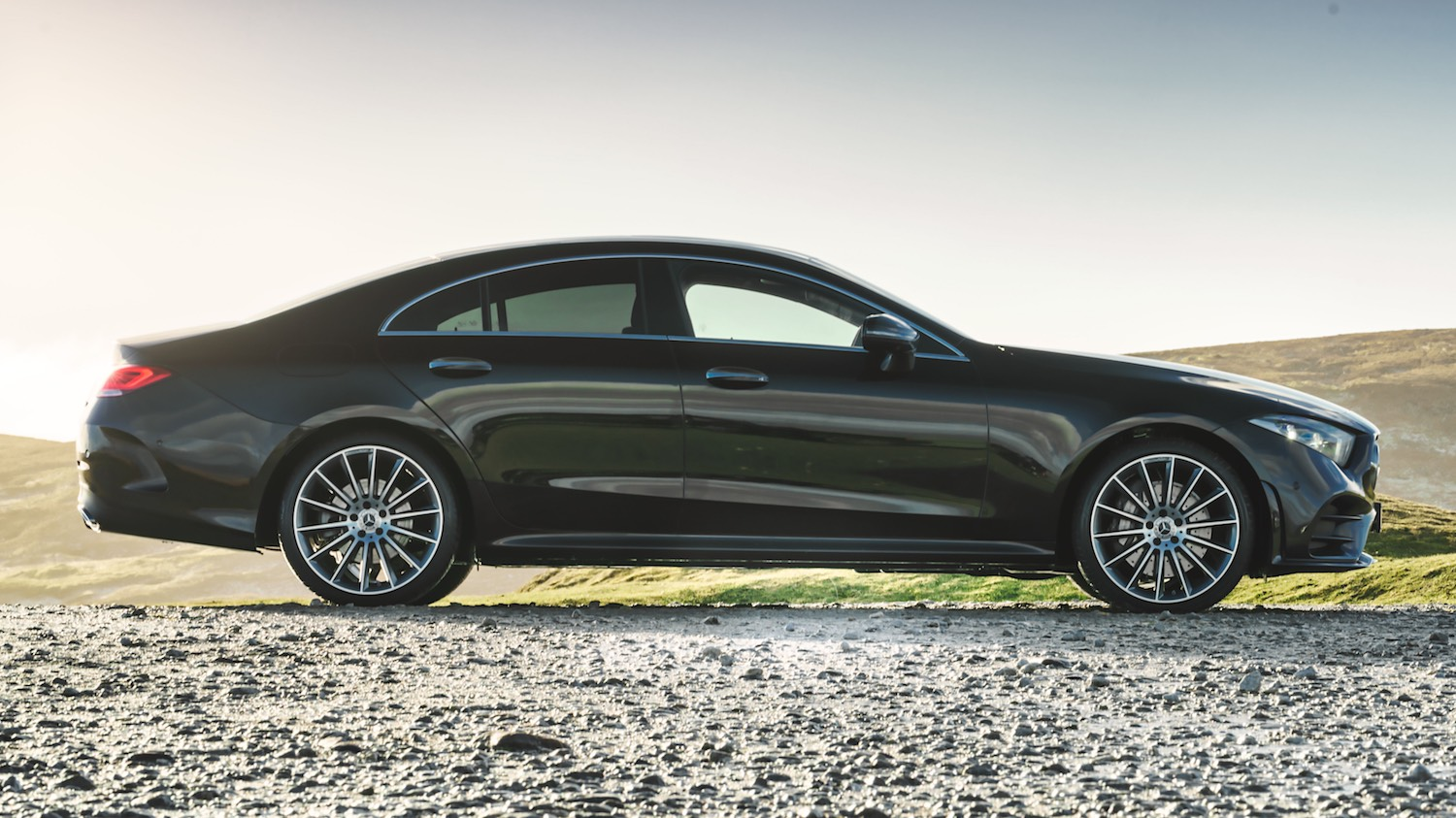 Paul Beard reviews the Mercedes Benz CLS 450 AMG Line for Drive 10