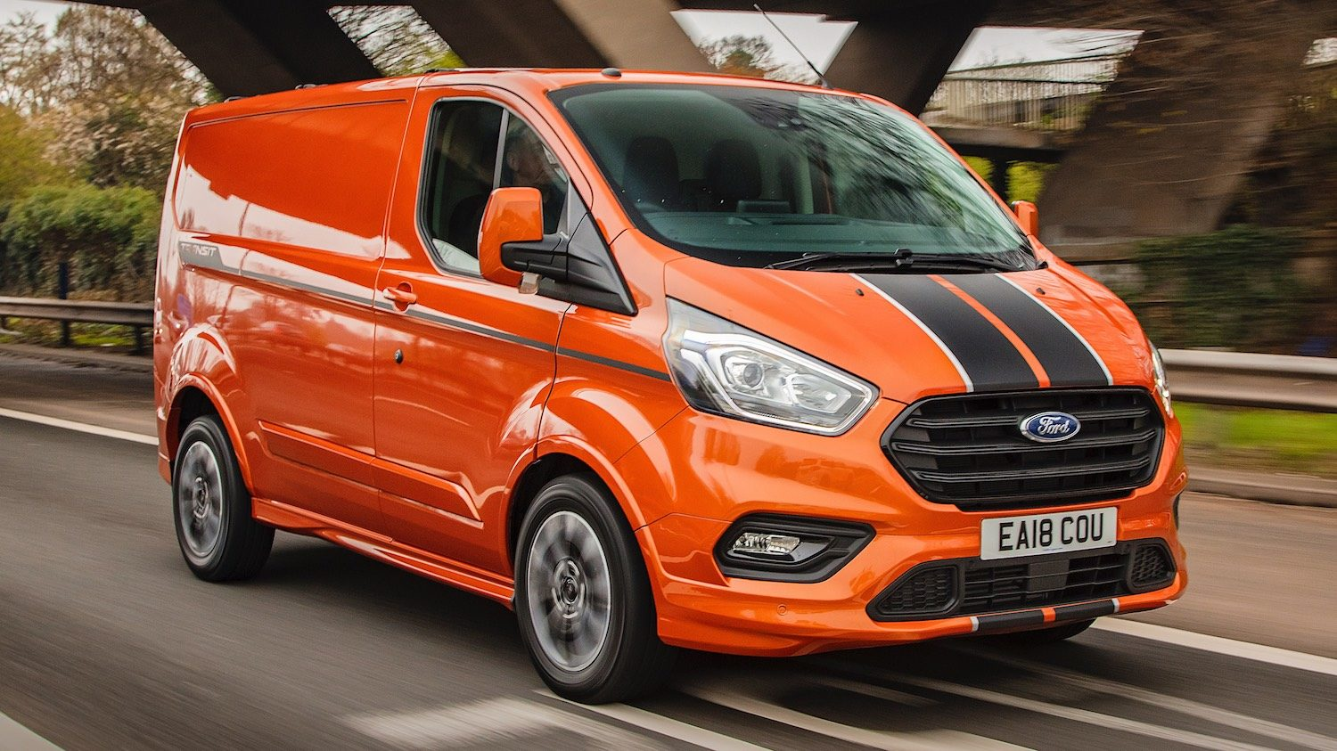 Ford Transit Custom >> Drive Co Uk Reviewed The Ford Transit Custom And Tourneo