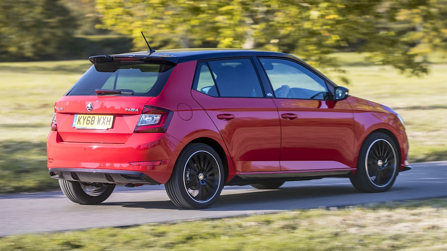 Tim Barnes Clay reviews the upated Skoda Fabia Monte Carlo for drive 15