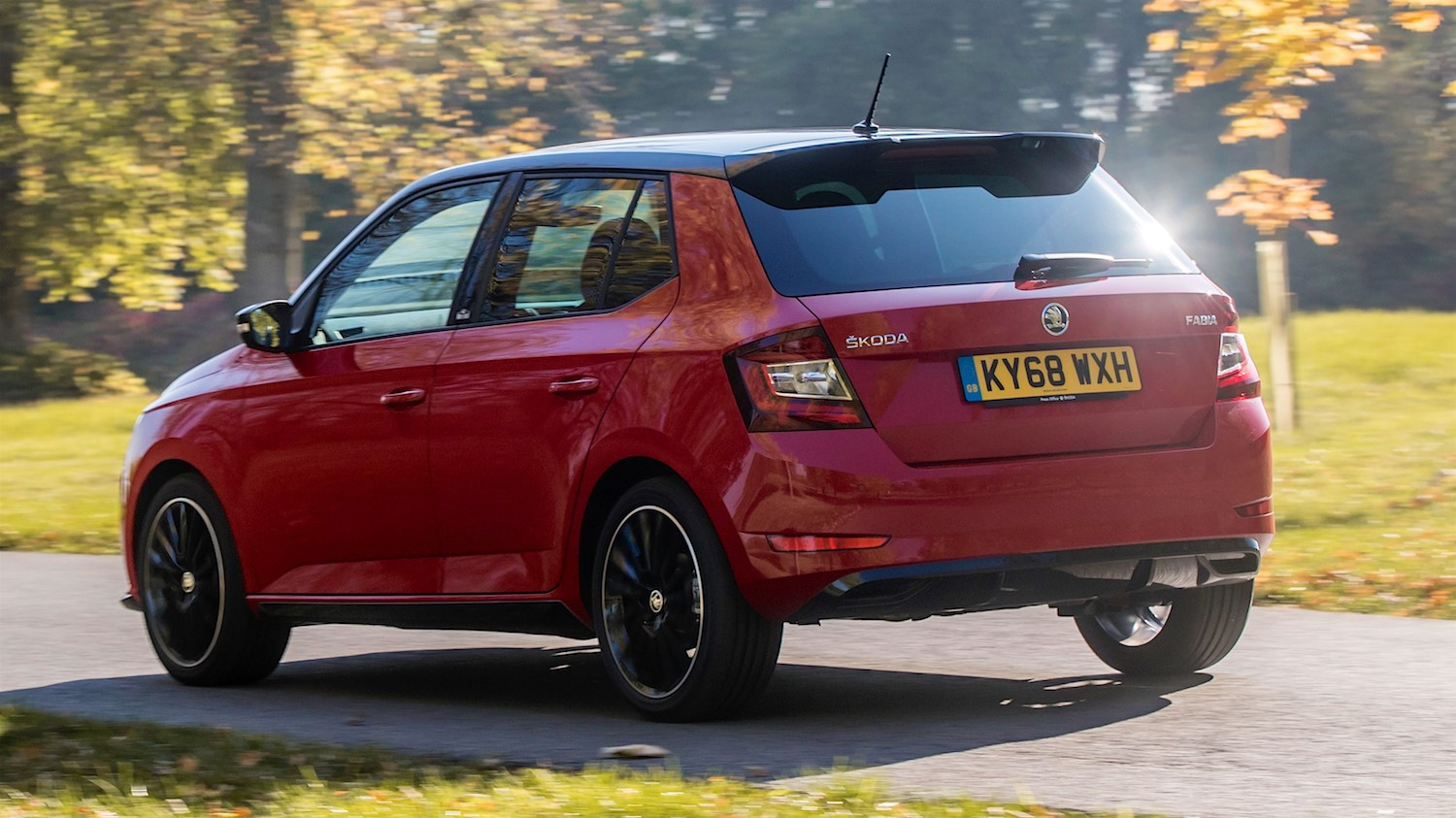 Tim Barnes Clay reviews the upated Skoda Fabia Monte Carlo for drive 5